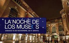 La Noche de los Museos 2014 - 15/11 20 horas.