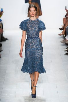 Michael Kors at New York Fashion Week Spring 2014 - StyleBistro