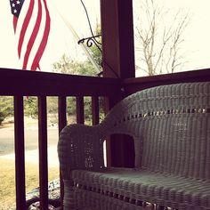 Americana #americana #flag #american #wicker...   Wicker Blog  wickerparadise.com