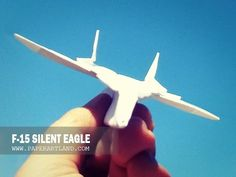 BEST PAPER AIRPLANES [108] - How to make an paper plane that flies FAST ...