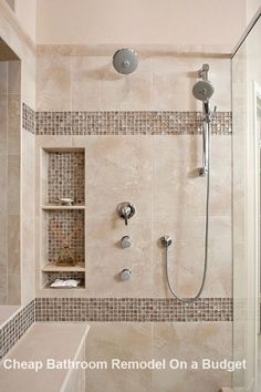 Creative Bathroom Organization and DIY Remodeling #Bathroomideas