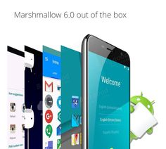 UMI TOUCH 5.5 inch Android 6.0 3GB RAM MT6753 Octa core 4G Smartphone