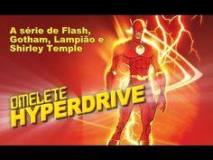 Série de TV de Flash, Gotham, trilogia de Lampião e Shirley Temple | Nov...