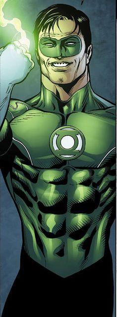 Green Lantern Hal Jordan by Doug Mahnke 2/24/2016 ®....#{T.R.L.}
