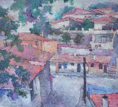 Zi toridă la Balcic – Marilena Murariu | EliteArtGallery - galerie de artă