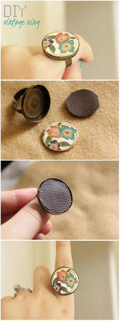 Top 10 Best DIY Rings