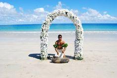 Tadra Flower Arrangements #Fiji #FijiWedding