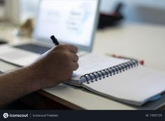 Free Businessman working at office desk and writing notes of his agenda Photo Business Photos, Office Desk, Notes, Writing, Free, Design, Desk Office, Report Cards, Desk