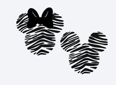 SVG, disney, mickey and minnie zebra, animal mouse ears, animal kingdom ears, cut file, printable, cricut, silhouette, instant download  DUE TO THE FACT THAT THIS IS A DIGITAL DOWNLOAD FILE, THERE ARE NO REFUNDS!!!!  Please make sure that the file format is compatible with your machine before you purchase.  All copyrights and trademarks of the character images used belong to their respective owners and are not being sold. This item is not a licensed product and I do not claim ownership over…