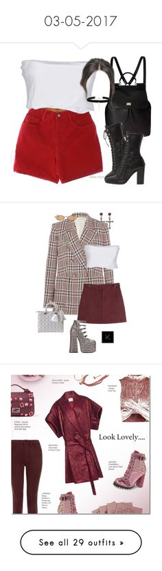 """03-05-2017"" by lanafb ❤ liked on Polyvore featuring Twin-Set, Dolce&Gabbana, Sergio Rossi, Vanessa Mooney, the1975, Étoile Isabel Marant, Marc by Marc Jacobs, Marc Jacobs, Givenchy and Christian Dior"