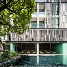 VIA 49 BY Sansiri. Architecture design by Somdoon Architects. Landscape Design by Shma. Photography by Wison Tungthunya, W Workspace