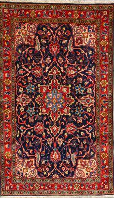 Buy Hamadan Persian Rug x Authentic Hamadan Handmade Rug Persian Rug, Handmade Rugs, Carpets, Bohemian Rug, Old Things, Herb Lubalin, Oriental Rugs, Carpet Ideas, Graphic Design