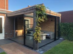 Terrace Design, Garden Design, Modern Conservatory, Garden Room Extensions, House Plans Mansion, Growing Gardens, Victorian Terrace, Backyard Patio Designs, Outdoor Living