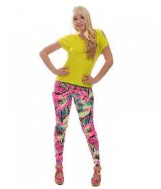 Camboriu Reef Colors leggings Colorful Leggings, Tutu, Brazil, Pajama Pants, Pajamas, Colors, Shopping, Fashion, Pjs