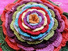 Love a good crochet project.