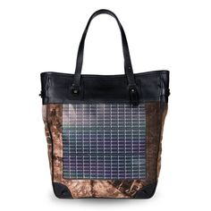 The Green Ecostore : Solar Bags & Backpacks - Linden Solar Bags