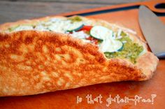 ... Pizza on Pinterest | Calzone, Calzone recipe and Gluten free pizza