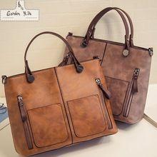 Gorden Yi De Luxury Handbags Women Bags Designer New Fashion Litchi handbags Casual Messenger Bag Large