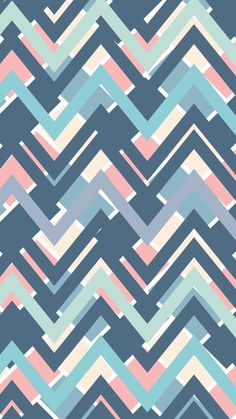 ideas for edgy wallpaper iphone art geometric patterns Zig Zag Wallpaper, Blue Wallpaper Iphone, Pastel Wallpaper, Geometric Wallpaper, Blue Wallpapers, Cute Wallpaper Backgrounds, Pretty Wallpapers, Cellphone Wallpaper, Screen Wallpaper