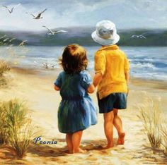 Footprints by Laurie Snow Hein