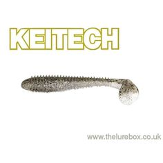 "Keitech Fat Swing Impact 5.8"" Silver Flash Minnow"