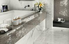 Die 19 besten Bilder von Bad Mosaik | Bathroom inspiration, Bathroom ...