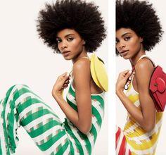 Snapshot: Josiane Monteiro by Harri Peccinotti for Air France Madame April/May 2016 | The Fashion Bomb Blog | Bloglovin'