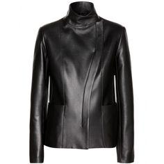 The Row - Jacton leather jacket - mytheresa.com GmbH