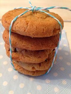 Elämää Ylängöllä: Chocolate chip cookies ♥