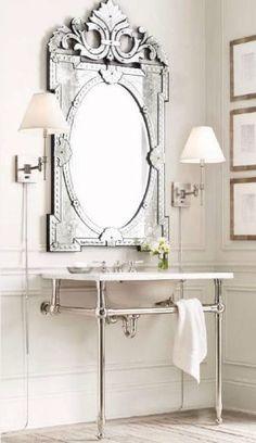 Superieur Venetian Mirror