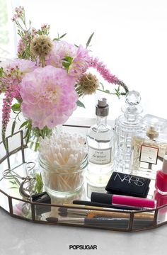 Vanity tray …