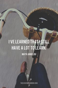 Maya Angelou #christian #faith #learning #truth #mayaangelou #quotes