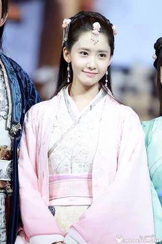 150430 GOD OF ZHAOZILONG Chinese Drama  news conference SNSD Yoona