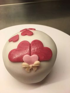 Gâteau St - Valentin, www.madamealexmuffinsbio.ch