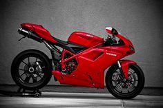 Ducati 1098...