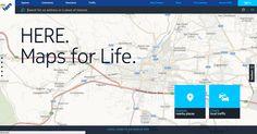 Great maps, great website