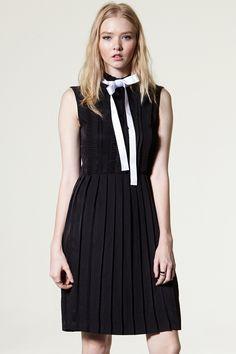 2way Wrap Jacket Short Sleeve Dress#Dress#Dress#Monaco Ribbon Dress Discover the latest fashion trends online at storets.com