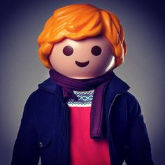 A perfect man #Playmobil