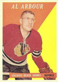 Al Arbour played 626 games in the National Hockey League from to Yet it was his accomplishments as a head coach with th. Hockey Shot, Ice Hockey, Blackhawks Hockey, Chicago Blackhawks, Stars Hockey, New York Islanders, Hockey Games, Play Soccer, National Hockey League