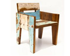 Rio Arm Chair by EcologicaMalibu on Etsy, $450.00