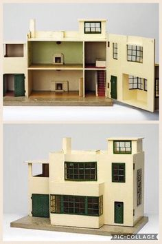 1930s Line Bros Dolls House