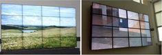 SUPER PC™ | Multiple Monitor Video Walls | Multi-Screen Wall Displays | Large Screen Display Solutions | Digital Signage | Multi-Monitor Video Wall | Video Wall Consoles | Giant LCD Displays | Presentation Screens | NEC X461UN Ultra-thin Bezel + NEC P461