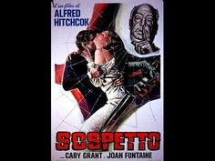 Il sospetto  (1941 film noir) - Alfred Hitchcock - Cary Grant - Joan Fon...