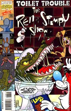 Ren and Stimpy Show #38