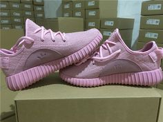 504be93b132 Adidas Yeezy Boost 350 Pink women Pink Yeezy Boost 350