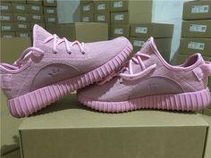 Adidas Yeezy 350 Zvyšte růžová ženy