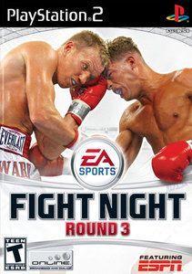 Fight Night Round 3 - PS2 Game