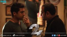 Vikram Kumar talks about '24' part 2
