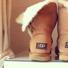 Im staying in - UGG Australia...love my boots