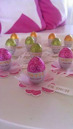 JennysArt: Willkommensgrüße zu Ostern